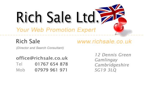Rich Sale logo