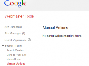 manual actions
