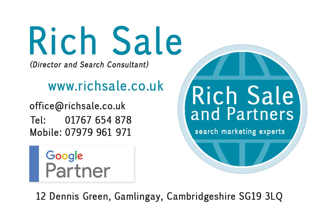 Rich Sale and Partners Logo